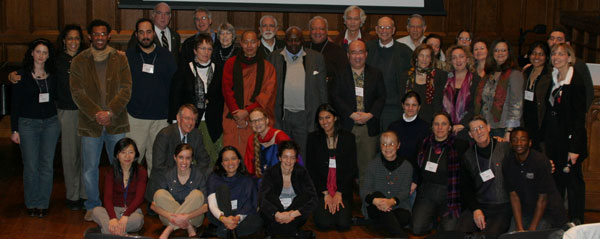Photo: Participants at the 2010 Workshop in NYC