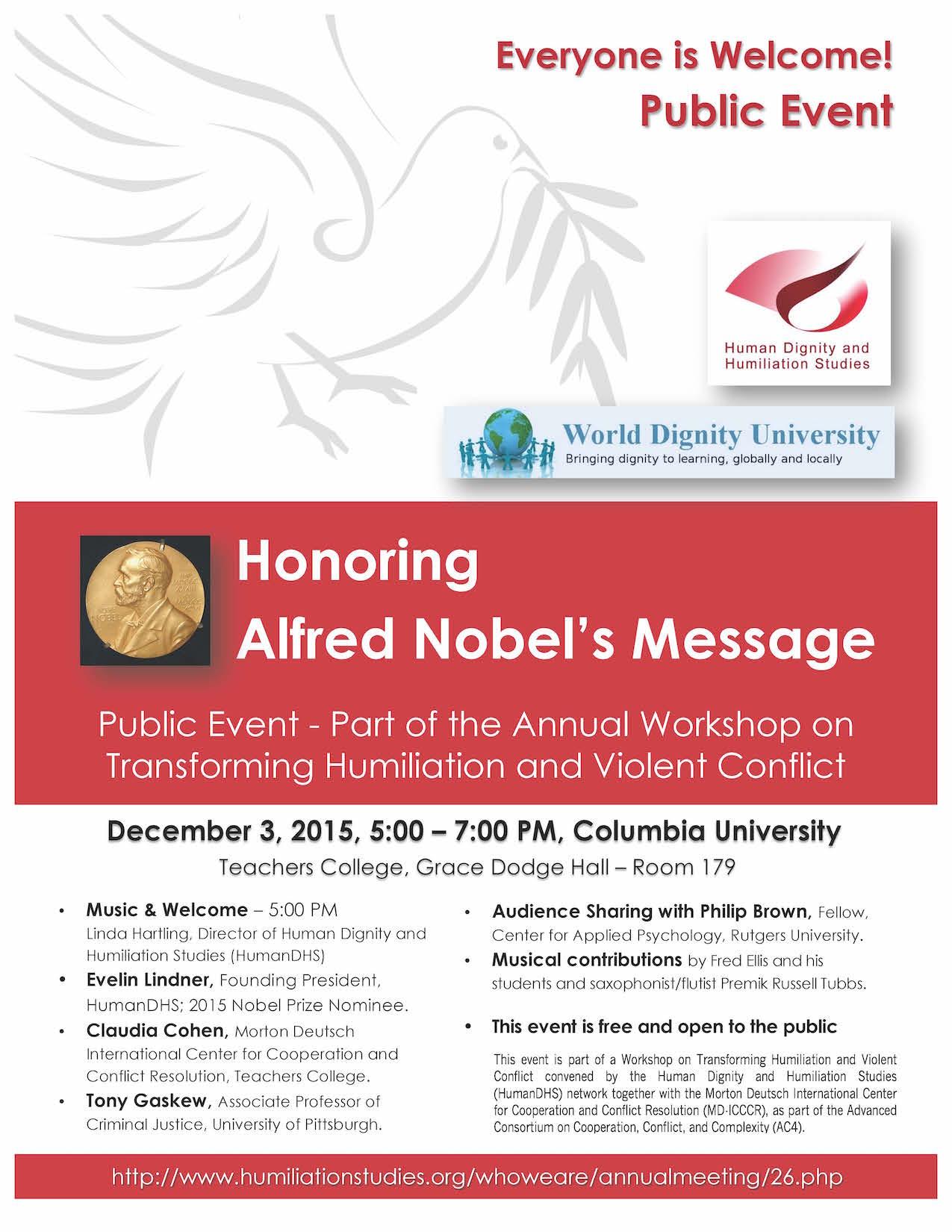 2015 HumanDHS Public Event